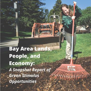 TOGETHER Bay Area_Bay Area Green Stimulus Report Cover